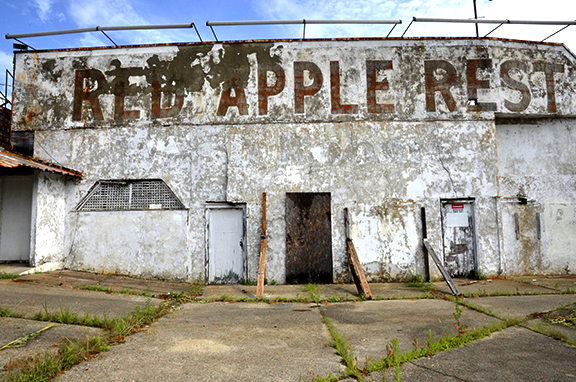 the Red Apple Rest